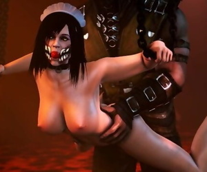 MKX after Story Mileena X..