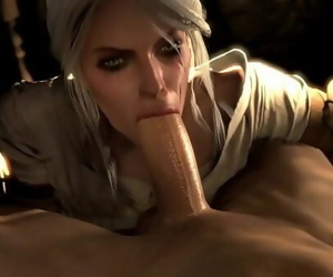 FapZone // Ciri (The Witcher..