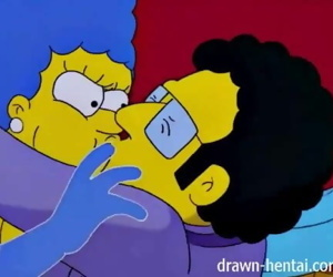 Simpsons Porno - Marge and..